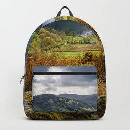 Nant Gwynant Snowdonia Backpack