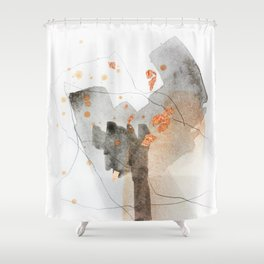 Piece of Cheer 5 Shower Curtain