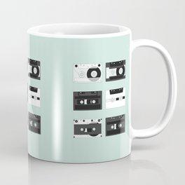 Cassette Pattern #2 Coffee Mug