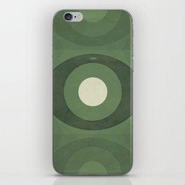 George Orwell Nineteen Eighty-Four - Minimalist literary design, bookish gift iPhone Skin