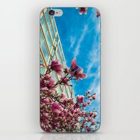 dc iPhone & iPod Skins featuring DC Blooms! by Ashley Hirst Photography