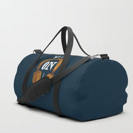 Music On - World Off Duffle Bag