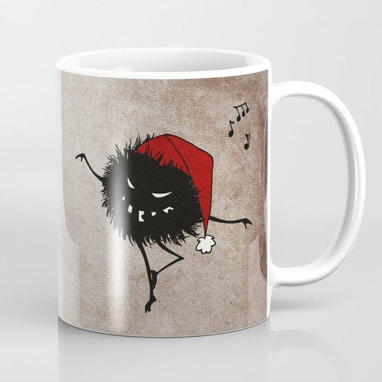 Dark Evil Christmas Bug Mug