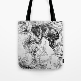 Purity that demands exclusion isn't real purity Tote Bag