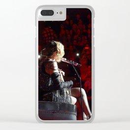 Madonna - La Vie En Rose Clear iPhone Case