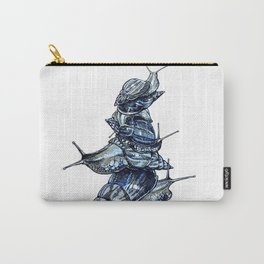 Snail Stack Carry-All Pouch