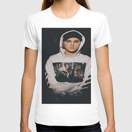 Justin,Bieber Portrait T-shirt