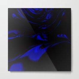 Blue Velvet If You Please Metal Print