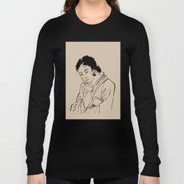 Lady Elegance Long Sleeve T-shirt