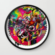 no title Wall Clock