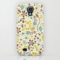 Autumn Blooms Slim Case Galaxy S4
