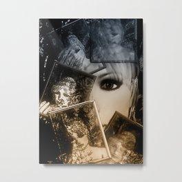 Spiegelbilder Metal Print