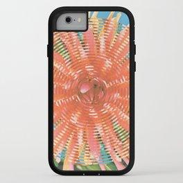 Dahlia Variabilis iPhone Case