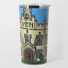 Cambridge struggles: Sidney Sussex Travel Mug