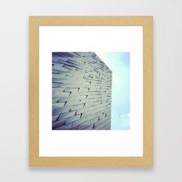 Steel Sky Framed Art Print