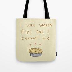 Baby Got Pie Tote Bag