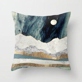 Bold Sky Throw Pillow