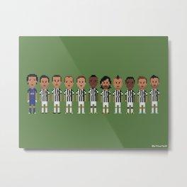 Juventus 2013 Metal Print