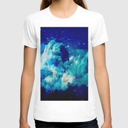 A Deep Cerulean Dream T-shirt