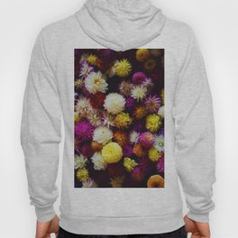 Pop Color Flowers (Color) Hoody