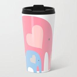 Mommy Elephant Travel Mug