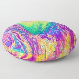 Soap 01 Color  Floor Pillow