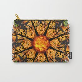 scary witch mandala Carry-All Pouch