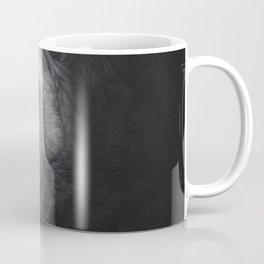 Bear Charcoal Coffee Mug
