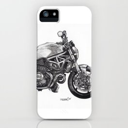 The Monster iPhone Case