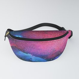 Mystical Cosmos Fanny Pack