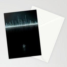 TRON CITY Stationery Cards
