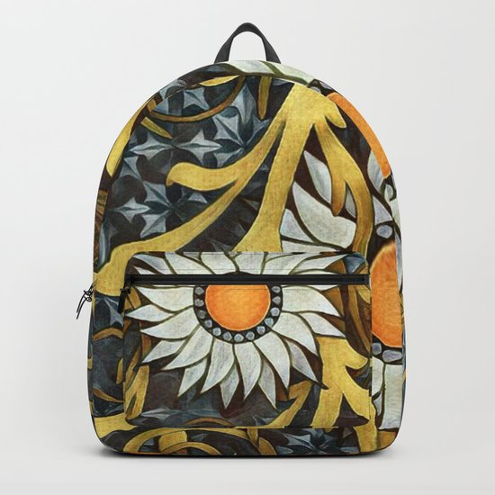 The Golds of Autumn Backpack
