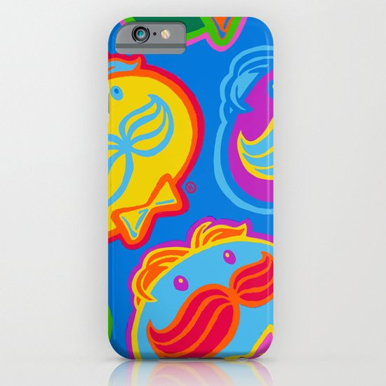 pringles man iPhone & iPod Case