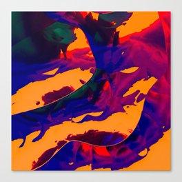 Vapor mango Canvas Print