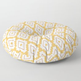 boho aztec Floor Pillow