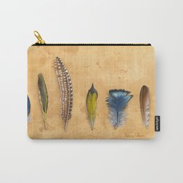 Midwest Feathers Carry-All Pouch