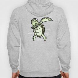 Funny Dabbing Turtle Pet Dab Dance Hoody