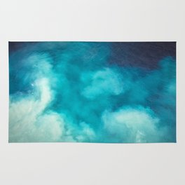 Caribbean Blues Rug