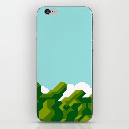 Super Mario World iPhone & iPod Skin
