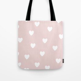 Heart Patter - Baby Pattern Tote Bag