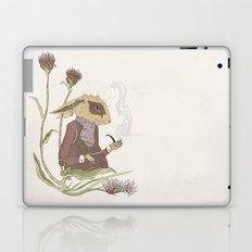 Gentleman Hare Laptop & iPad Skin