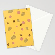 golden ditty Stationery Cards