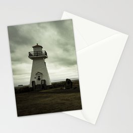 Solitary Lighthouse Stationery Cards