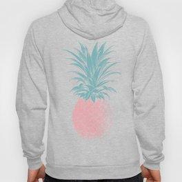 Simple Modern Boho Pineapple Drawing Hoody