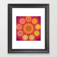 Children of the Sun Framed Art Print