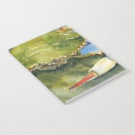 Blue Crab Notebook