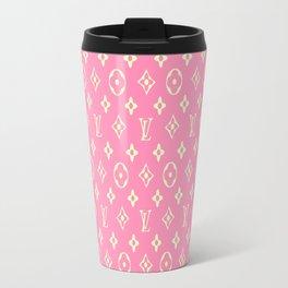 SupLV Pink Travel Mug