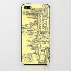 Hogwarts iPhone & iPod Skin