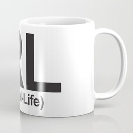 IRL (In-Real-Life) Coffee Mug
