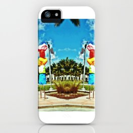 Colorful Marshmallows iPhone Case